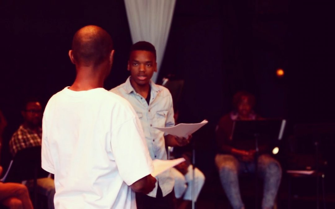HeartBEAT Staged Reading | June 26, 2015